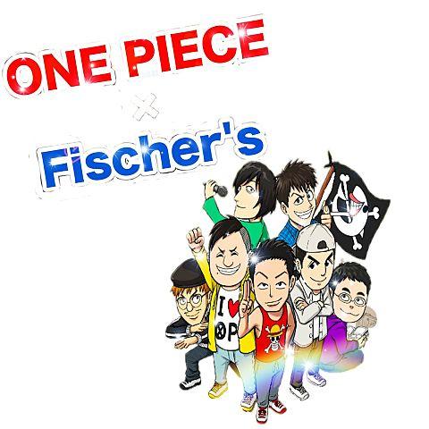 ONE  PIECE×Fischer'sの画像 プリ画像