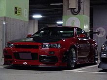 GT-R34の画像(プリ画像)