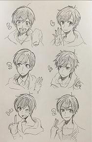 六つ子の画像(プリ画像)