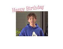 Happy Birthday大樹くん プリ画像