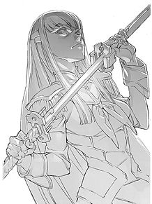 キルラキルの画像(プリ画像)
