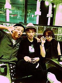 UVERworld TAKUYA∞&西川貴教の画像(プリ画像)