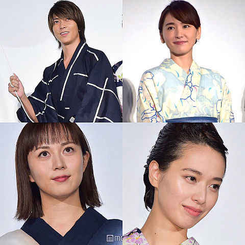 藍沢先生、白石先生、緋山先生、冴島先生の画像(プリ画像)