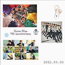 SnowMan 9th anniversary!!の画像(岩本照に関連した画像)