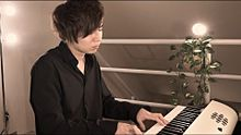 イノイタル ピアノ演奏姿202103の画像(シンガー・ソングライターに関連した画像)