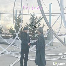 친구(Friends)💜💜 プリ画像