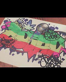 Graffiti プリ画像