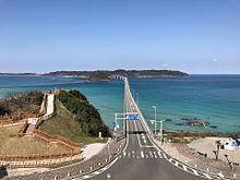 角島大橋の画像(BIKEに関連した画像)