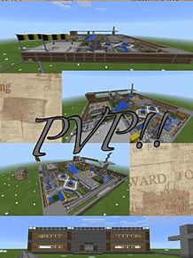 マインクラフト《PvP》の画像(プリ画像)
