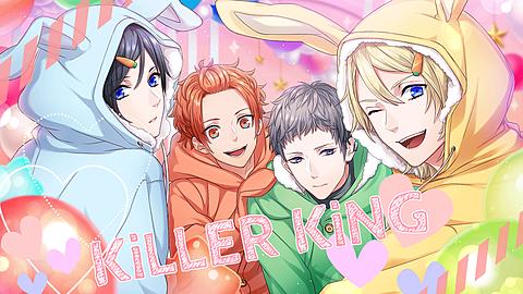 KiLLER KiNG♡ウサギの画像(プリ画像)