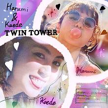 Twin Towerの画像(背景/シンプル/カラフル/モデルに関連した画像)