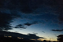 宵の空 プリ画像