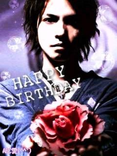 Happy Birthday.hydeの画像(プリ画像)