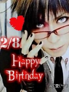 Happy Birthday.の画像(プリ画像)