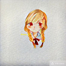 燐寸少女の画像(プリ画像)