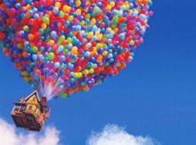 カールじいさんの空飛ぶ家の画像(カールに関連した画像)