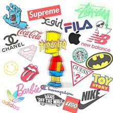ロゴの画像(ステゥーシーに関連した画像)