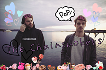 The Chainsmokers  プリ画像