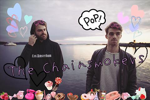 The Chainsmokers の画像 プリ画像