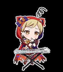 Poppin'ハロウィンパレード♪ SD透過の画像(#ハロウィンに関連した画像)
