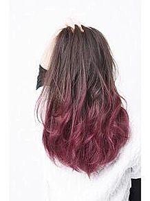 髪色 プリ画像