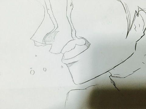 成宮鳴 描いてみたの画像(プリ画像)