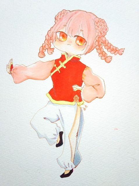 チャイナっ子🍑の画像(プリ画像)