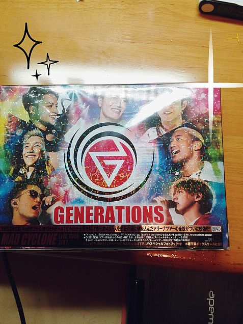 GENERATIONSアリーナツアー2017の画像(プリ画像)