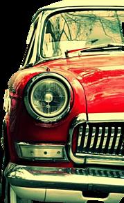 透過済みの車素材の画像(プリ画像)