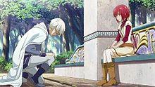 赤髪の白雪姫 プリ画像