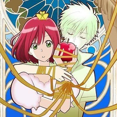 赤髪の白雪姫の画像 プリ画像