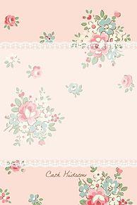 花柄 プリ画像