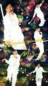 二宮和也 MUSICホーム画の画像(プリ画像)