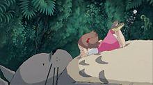 トトロって可愛いですよね( *¯ ꒳¯*)の画像(トトロ 可愛いに関連した画像)
