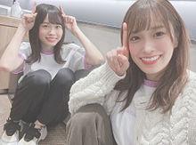 【 佐 々 木 久 美 & 高 橋 未 来 虹 】 プリ画像