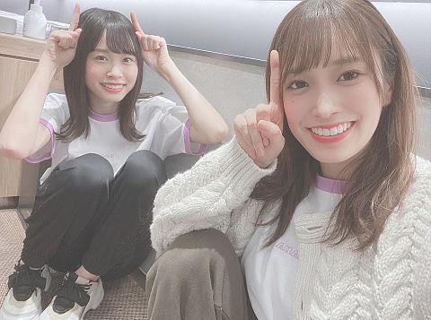 【 佐 々 木 久 美 & 高 橋 未 来 虹 】の画像(プリ画像)