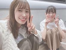 【 佐 々 木 久 美 & 森 本 茉 莉 】 プリ画像