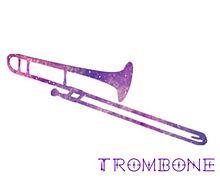 トロンボーンの画像(金管楽器に関連した画像)