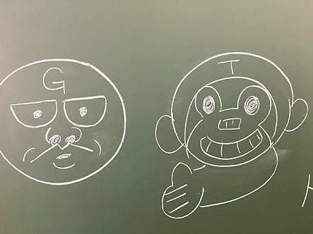 ジンニクマン&たかしの画像(プリ画像)