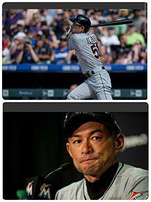 野球 イチロー様おめでとうございます!の画像(プリ画像)