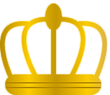 無断マイコレ🈲背景透過 クラウン 王冠 素材の画像(王冠 背景透過に関連した画像)