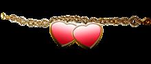 背景透過  バレンタイン  ハートの画像(チェーンに関連した画像)