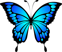背景透過  蝶  バタフライ  アゲハの画像(加工用に関連した画像)