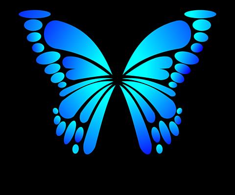 スタンプ 素材 蝶の画像29点 完全無料画像検索のプリ画像 Bygmo