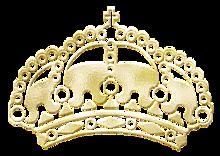 背景透過  王冠👑  クラウンの画像(スタンプ 背景透過に関連した画像)