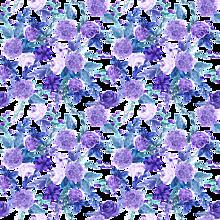 背景透過  花柄  花模様の画像(花模様に関連した画像)