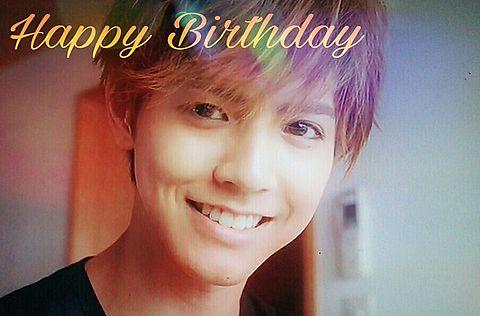 Happy Birthday♥の画像(プリ画像)