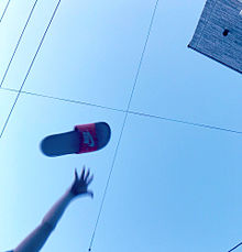 空飛ぶNIKEの画像(青系に関連した画像)