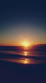 日の出の画像(景色に関連した画像)