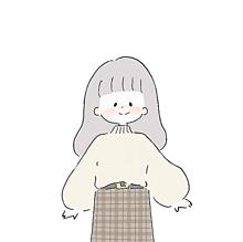 チェックのタイトスカートの画像(タイトスカートに関連した画像)
